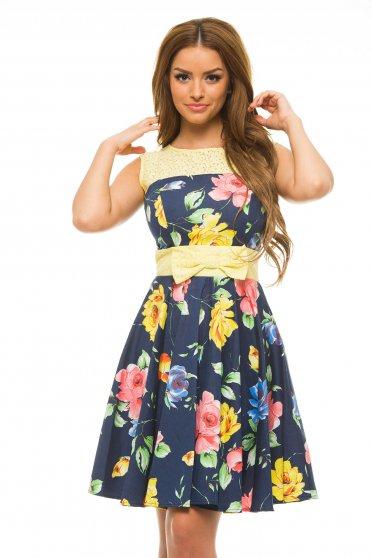 LaDonna Romantic Moments DarkBlue Dress