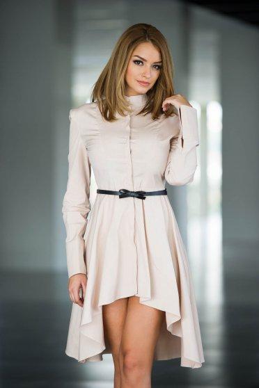 PrettyGirl Individual Cream Dress