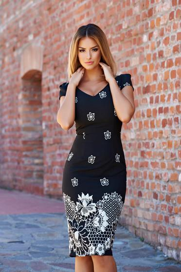 Fofy Only Passion Black Dress