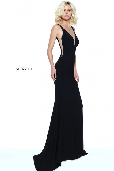 Sherri Hill 50940 Black Dress