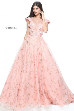 Sherri Hill 51104 Rosa Dress