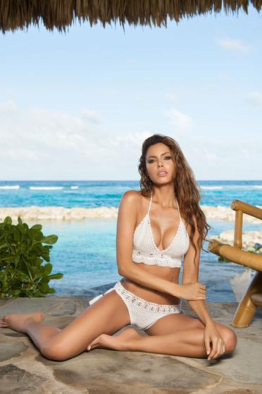 Cosita Linda nude cotton swimsuit normal bikinis