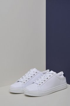 Top Secret S030029 White Shoes