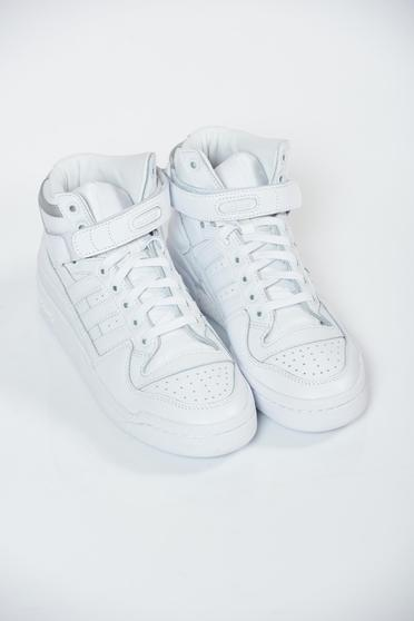 Adidas originals white light sole casual sneakers