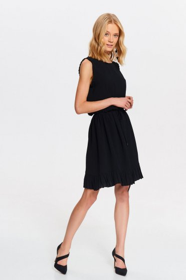 Top Secret S033009 Black Dress