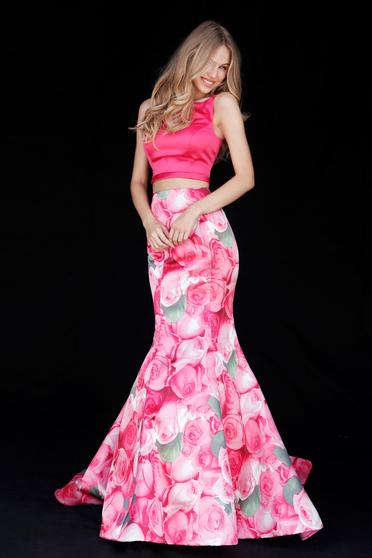 Sherri Hill 51848 Black Dress