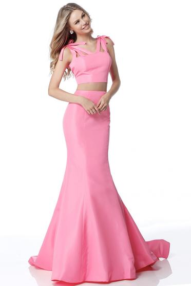 Sherri Hill 51918 Black Dress