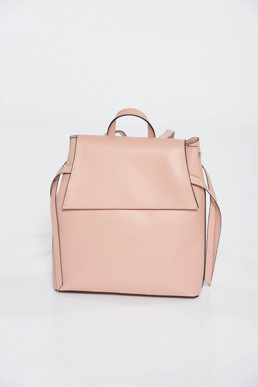 Rosa casual backpacks natural leather