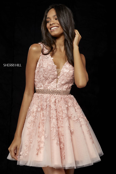 Sherri Hill 52157 Rosa Dress