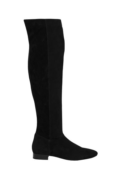 Top Secret S039553 Black Boots