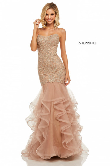 Sherri Hill 52560 Rosa Dress