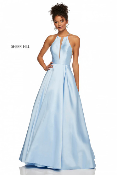 Sherri Hill 52583 LightBlue Dress