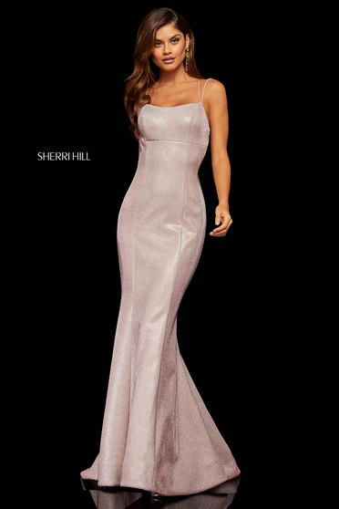 Sherri Hill 52614 LightPink Dress