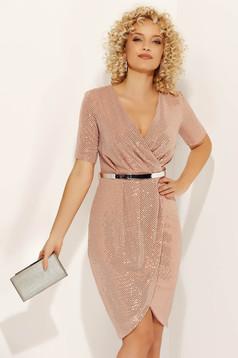 Fofy rosa dress
