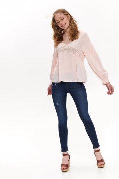 Top Secret S043150 Blue Trousers