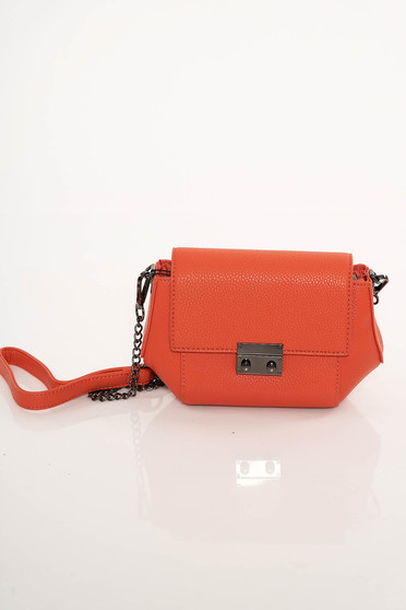 Top Secret orange casual bag