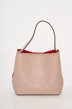Rosa office leather bag