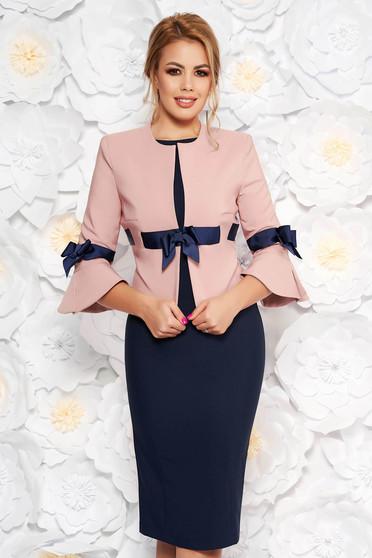 LaDonna rosa elegant cloth lady set with bell sleeve