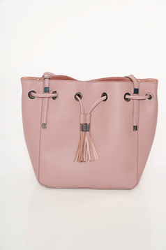 Rosa casual bag with tassels