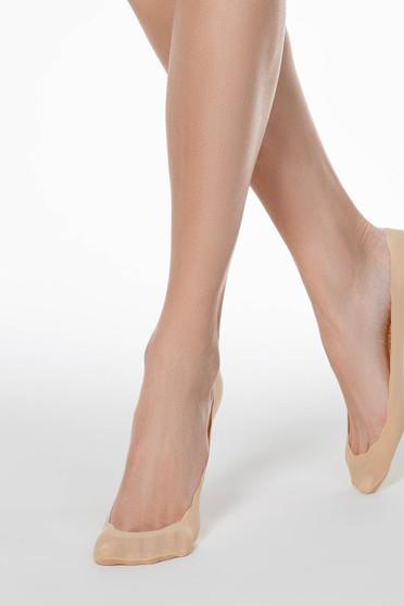 Nude socks elastic cotton