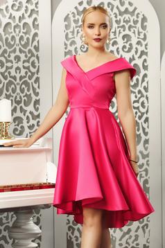 792a0b310c Venaton coral casual dress with straight cut slightly elastic thin ...