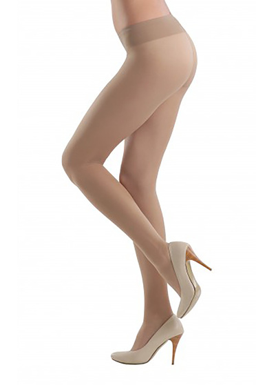 Nude women`s tights