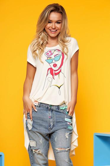 StarShinerS white women`s blouse
