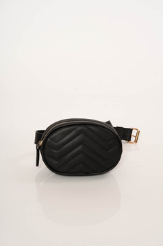Black bag purse casual