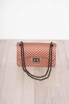 Lightpink bag elegant long chain handle long, adjustable handle