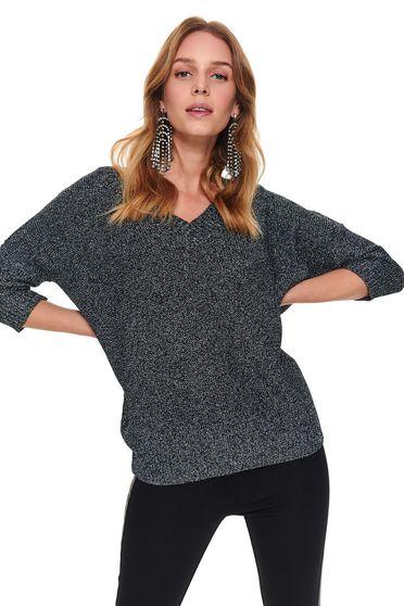 Top Secret S047751 Black Sweater