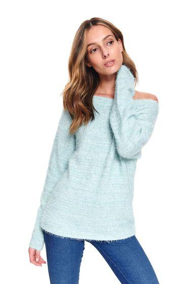Top Secret S047772 Mint Sweater