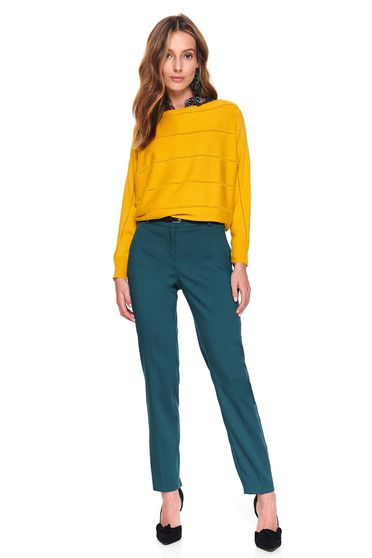 Top Secret S047773 Yellow Sweater