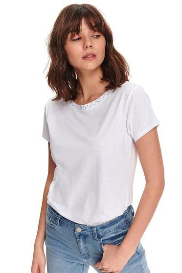 Top Secret S047798 White T-Shirt
