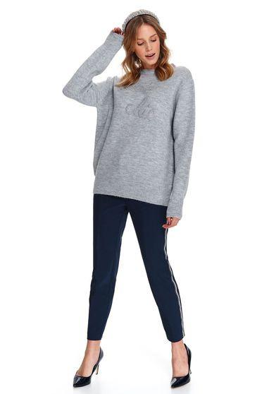 Top Secret S047858 LightGrey Sweater