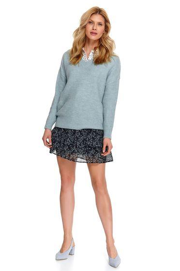 Top Secret S047890 Green Sweater