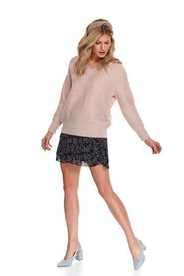 Top Secret S047892 Pink Sweater